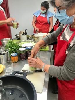 escuela de cocina Tenerife