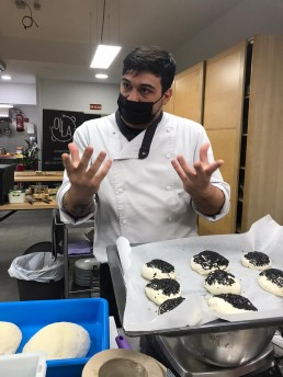 Curso de panes. Escuela de cocina Tenerife