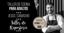 Jesús Camacho taller de reposteria