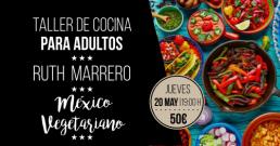 taller de cocina mejicana