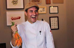 Pablo Amigó taller de cocina, no se tira nada
