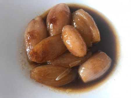 cebollitas glaseadas
