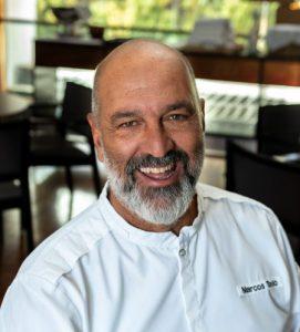Marcos Tavío Taller de cocina